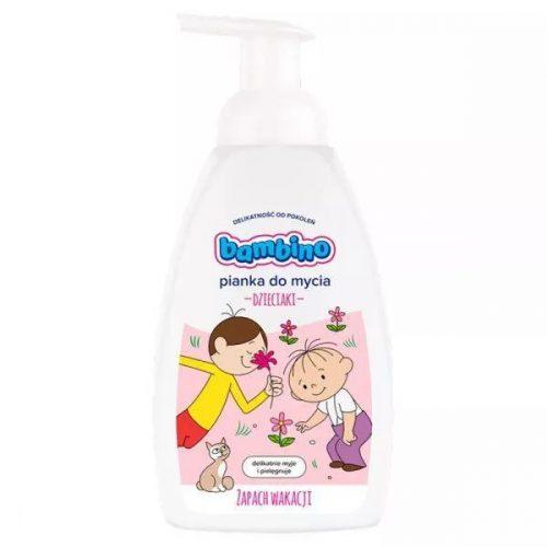 Pianka do mycia rąk dla dzieci Bambino 500 ml