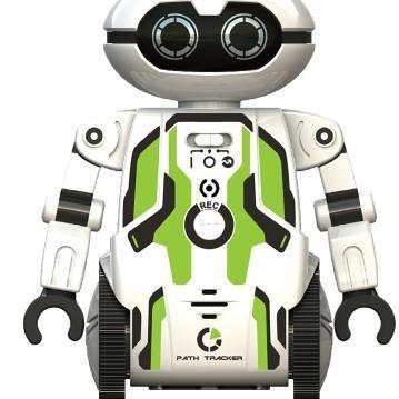 Silverlit interantywny robot Maze Breaker s88044 zielony