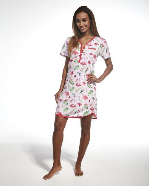 Koszula dla kobiet karmiących Lovely day Cornette rozmiar M