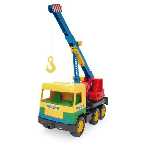 Dźwig pojazd dla dzieci Wader 32360 38 cm