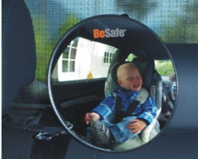 Fotelik samochodowy 0-13 kg BabySafe York kolor Niebieski plus lusterko do obserwacji dziecka jadącego tyłem do kierunku jazdy gratis !