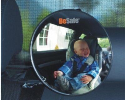 Fotelik samochodowy 0-13 kg BabySafe York kolor Czarno Szary plus lusterko do obserwacji dziecka jadącego tyłem do kierunku jazdy gratis !