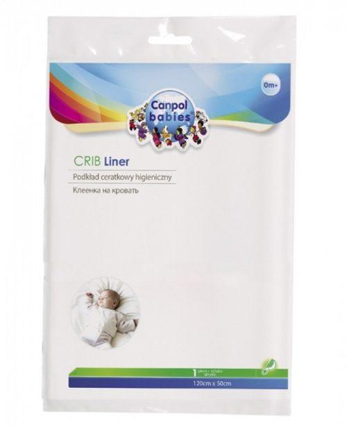Podkład higieniczny na materac 120x50 Canpol Babies