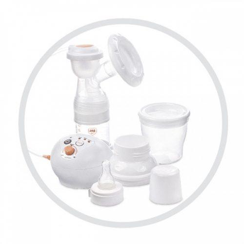 Laktator elektryczny Easy Start Canpol Babies z akcesoriami