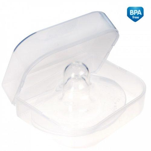 Silikonowe osłonki piersi Canpol Babies Premium Mały Small