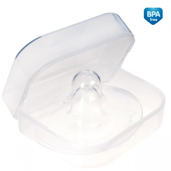 Silikonowe osłonki piersi Canpol Babies Premium Uniwersalny standard