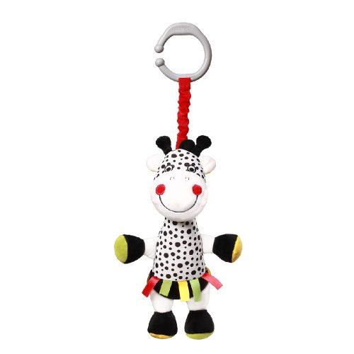 Zabawka dla dzieci z wibracją Griraffe Adelle Babyono