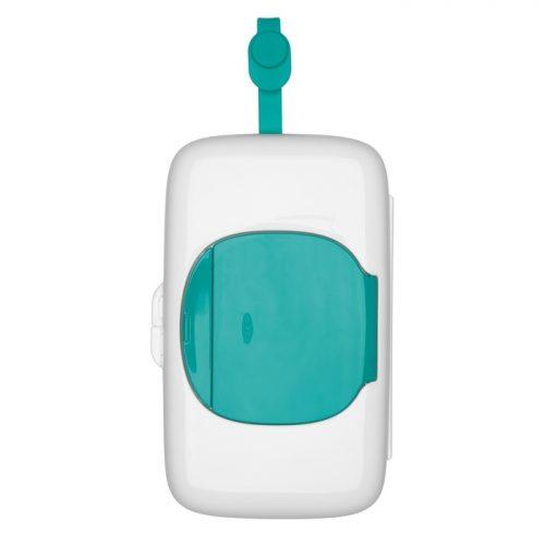 Oxo pojemnik podręczny na mokre chusteczki  Teal