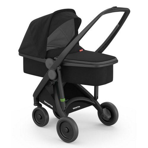 Wózek głęboki Greentom Upp Carrycot kolor Black Black