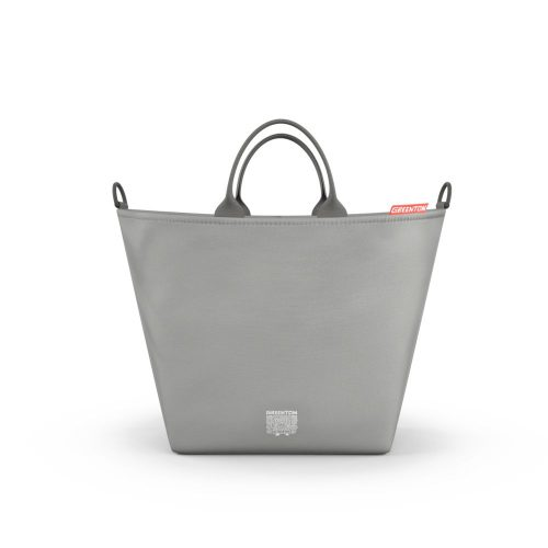 Torba zakupowa do wózka Greentom Classic, Reversible, Carrycot kolor Grey