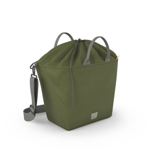Torba zakupowa do wózka Greentom Classic, Reversible, Carrycot kolor Olive