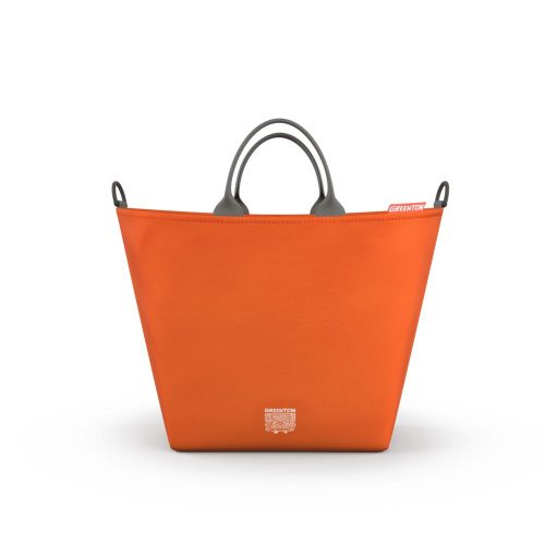 Torba zakupowa do wózka Greentom Classic, Reversible, Carrycot kolor Orange