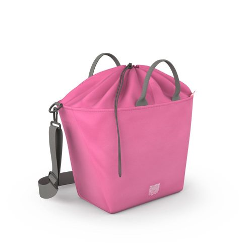 Torba zakupowa do wózka Greentom Classic, Reversible, Carrycot kolor Pink
