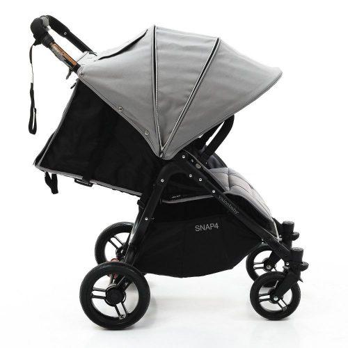 Lekki wózek spacerowy 6,6 kg Valco Baby Snap 4 kolor Cool Grey + GRATIS