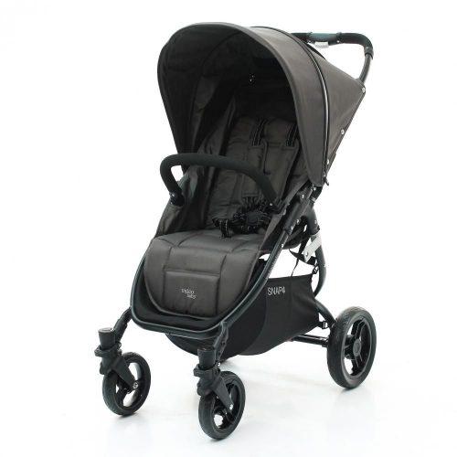 Lekki wózek spacerowy 6,6 kg Valco Baby Snap 4 kolor Dove Grey + GRATIS