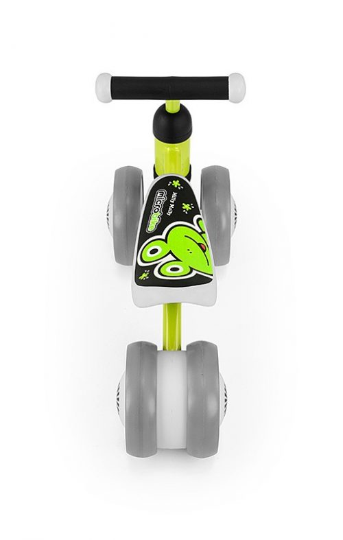 Pojazd odpychacz rowerek  Micro Frog MillyMally