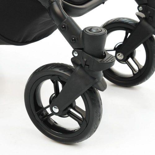 Lekki wózek spacerowy 6,6 kg Valco Baby Snap 4 kolor Platinium + GRATIS
