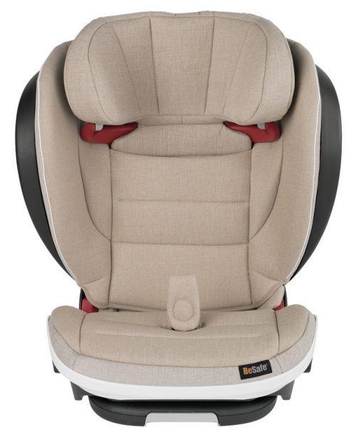 Besafe Izi Flex Fix I-Size 15-36 kg fotelik samochodowy Kość Słoniowa 03