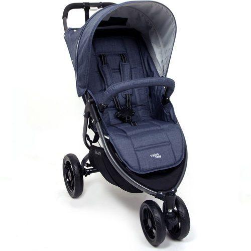 Wózke spacerowy Valco Baby Snap 3 Tailor Made kolor Denim
