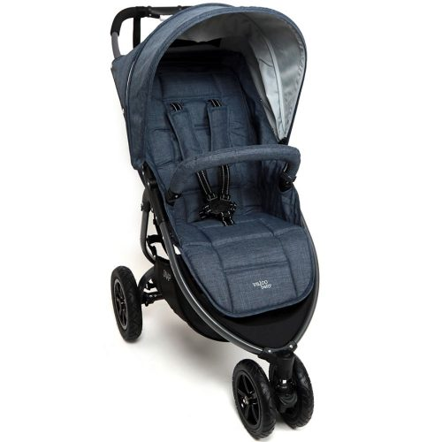 Wózek spacerowy Valco Baby Snap 3 Sport Tailor Made kolor Denim + GRATIS