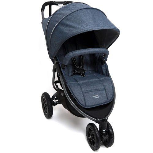 Wózek spacerowy Valco Baby Snap 3 Sport Tailor Made kolor Denim + GRATIS