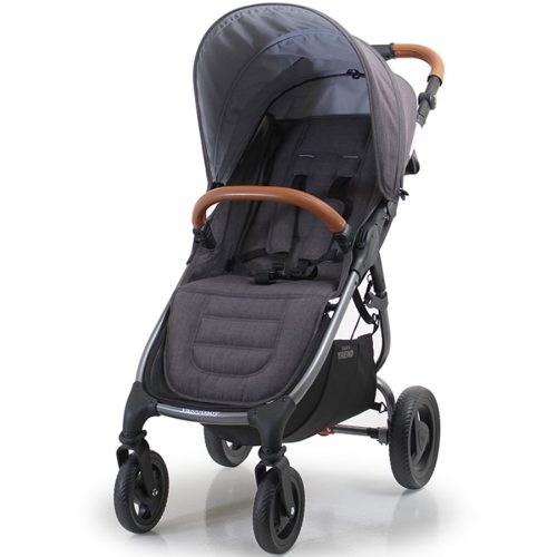 Wózek spacerowy Valco Baby Snap 4 Trend kolor Charcoal
