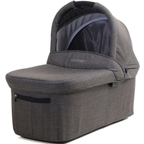 Gondola do wózka spacerowego Valco Baby Snap 4 Trend, Snap 4 Trend Sport kolor Charcoal