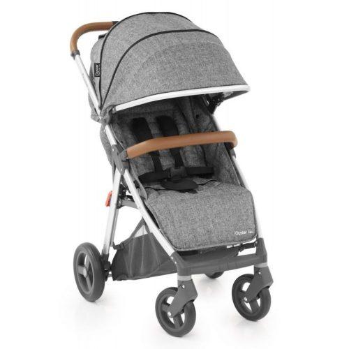 Wózek spacerowy Oyster Zero kolor Szary Premium