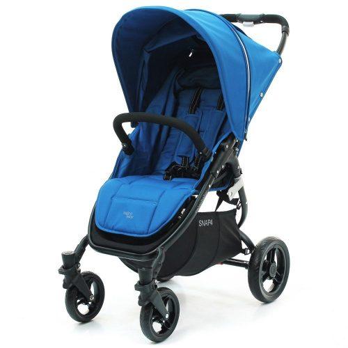 Lekki wózek spacerowy 6,6 kg Valco Baby Snap 4 kolor Ocean Blue + GRATIS