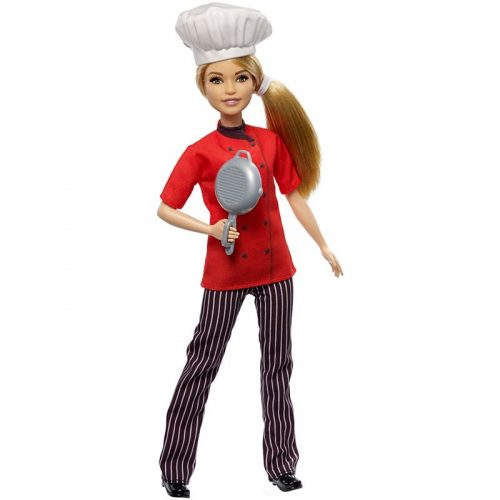 Lalka Barbie szef kuchni FXN99