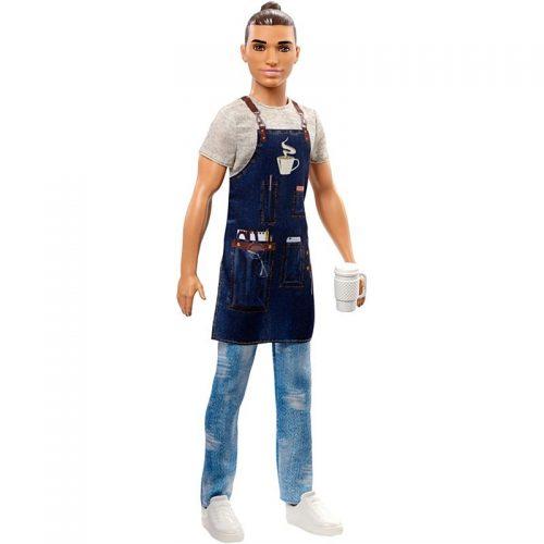 Lalka Barbie Ken Barista FXP03