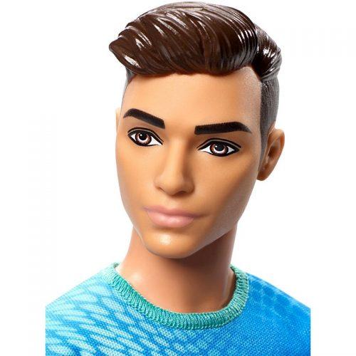 Ken kariera lalka Barbie piłkarz FXP02
