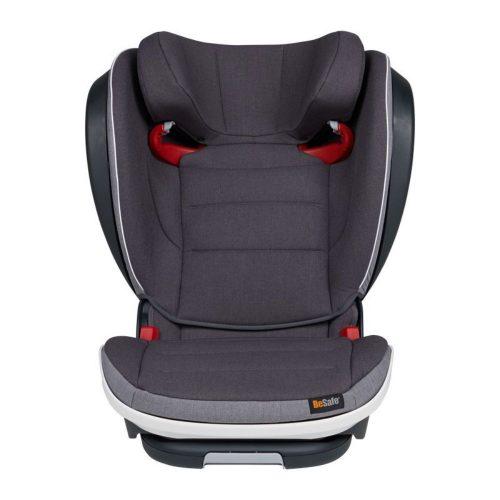 Fotelik samochodowy Be Safe IZI Flex S Fix 15-36 KG kolor Metaliczny Melange