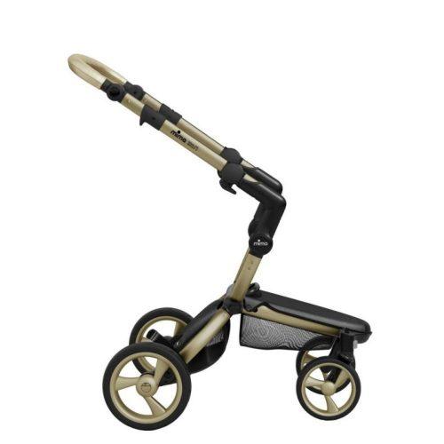 Stelaż wózka Mima Xari + folia przeciwdeszczowa kolor Champange