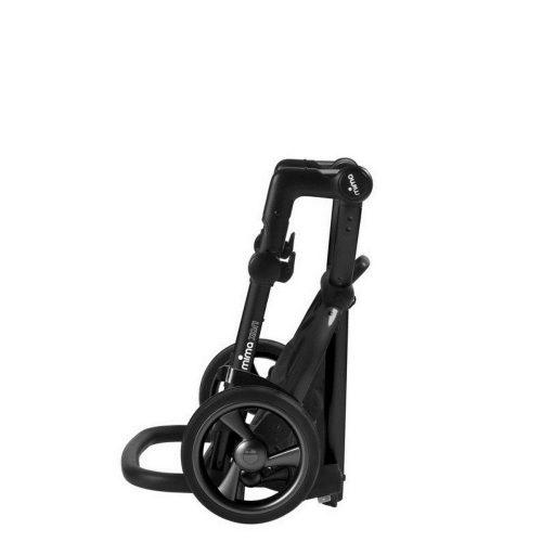 Stelaż wózka Mima Xari + folia przeciwdeszczowa kolor Black
