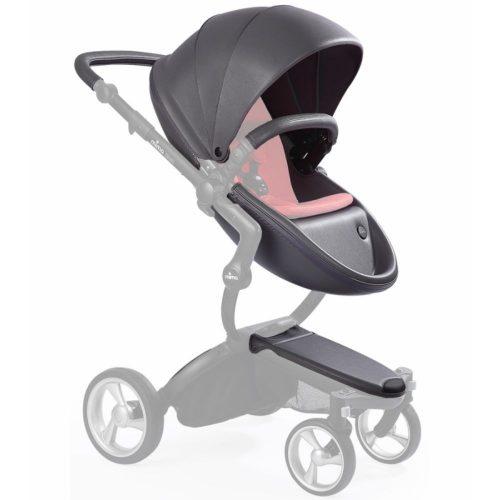 Podstawowy zestaw uzupełniający do wózka Mima Xari kolor Cool Grey