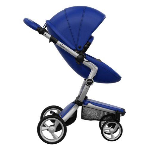 Podstawowy zestaw uzupełniający do wózka Mima Xari kolor Royal Blue