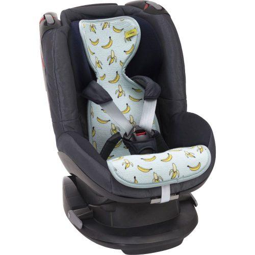 Wkładka do fotelika 9-18 kg zapobiegająca poceniu o strukturze plastra miodu, AeroMoov Banana