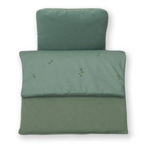 Pościel do wózka i kołyski kołderka + poduszka Pure Amy Salvia