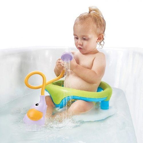 Prysznic Yookido słonik niebieski zabawka do kąpieli