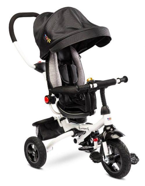 Trójkołowy rowerek z pchaczem dla dziecka Toyz Wroom Orange