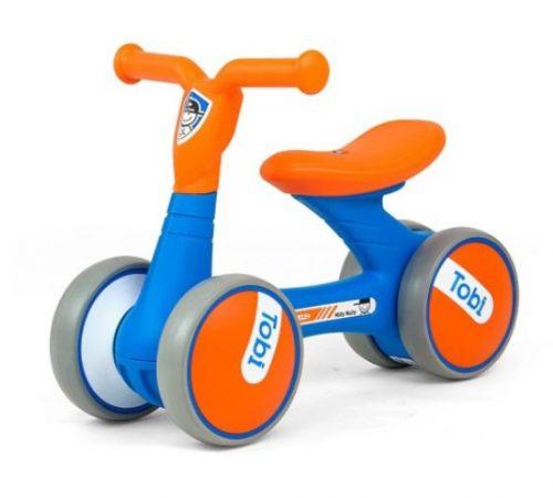 Pojazd Tobi orange blue MillyMally