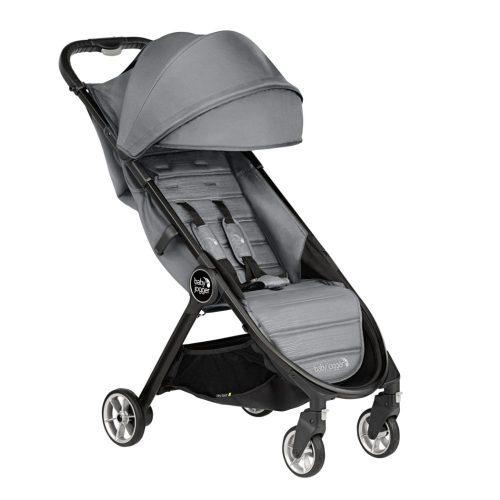 Lekki i kompaktowy wózek spacerowy Baby Jogger City Tour 2 kolor Slate