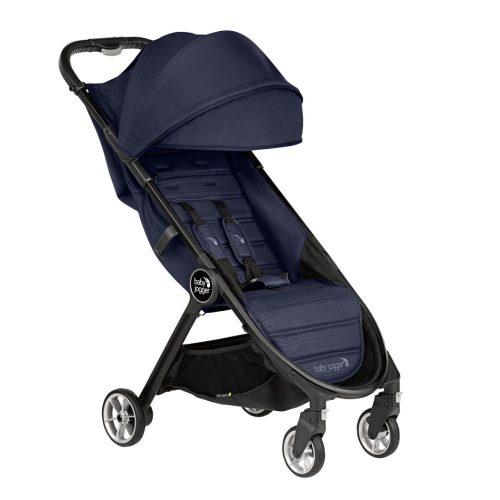 Lekki i kompaktowy wózek spacerowy Baby Jogger City Tour 2 kolor Seacret