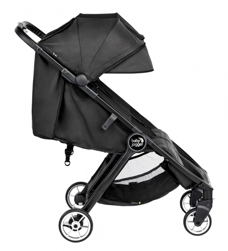 Bliźniaczy wózek spacerowy Baby Jogger City Tour Double kolor Jet
