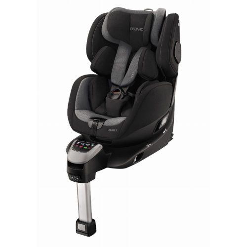 Obrotowy fotelik samochodowy Recaro Zero.1 0-18 kg kolor Carbon Black