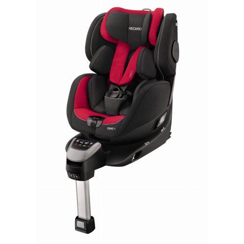 Obrotowy fotelik samochodowy Recaro Zero.1 0-18 kg kolor Racing Red