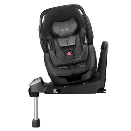 Fotelik samochodowy Recaro Zero 1 Elite i-Size 0-18 kg kolor Carbon Black