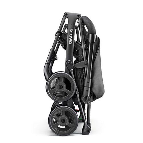 Lekki wózek spacerowy Recaro EasyLife 5,7 kg kolor Graphite