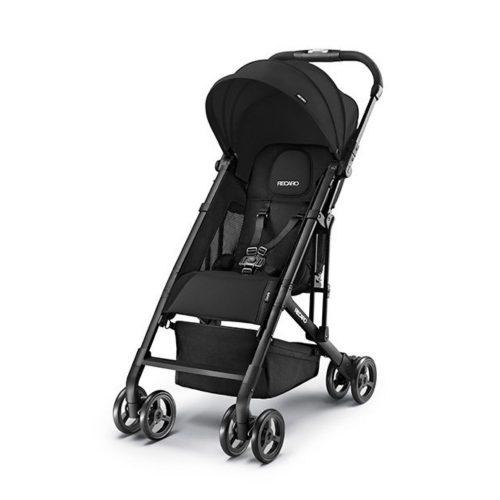 Lekki wózek spacerowy Recaro EasyLife 5,7 kg kolor Black